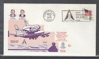 USA klasse Beleg 1979 Space Shuttle AFB on 747  / Fitz Fulton, Tom McMurtry
