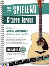 Spielend Gitarre Lernen (Workbook + DVD)