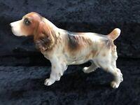 Fine China English Spaniel Dog Figurine.