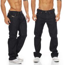 Diesel Larkee Relaxed 0088Z Herren Jeans Hose Regular bequem Comfort Indigo NEU