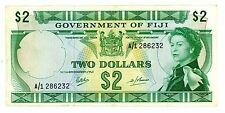 Fiji ... P-60 ... 2 Dollars ... ND(1969) ... *VF-XF*
