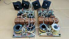 🔈Vintage 3-way acoustic filter crossover from speakers Radiotehnika S-90 35AS-1