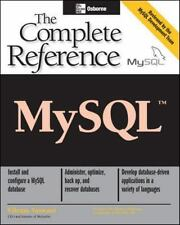 MySql(Tm): The Complete Reference-ExLibrary