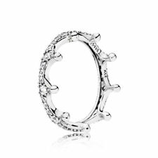 NEW! Authentic Pandora Enchanted Crown Clear CZ Ring #197087CZ-52 (6) $80
