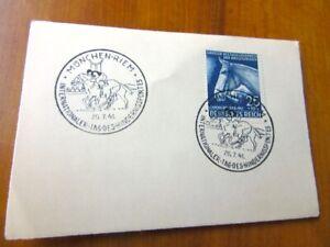 EBS Germany 1941 - Blue Ribbon Horse Race - Blaues Band 779 SONDERSTEMPEL a725