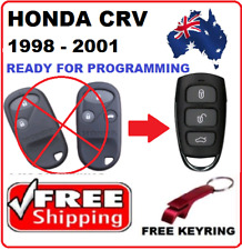 NEW STYLE HONDA CRV CR-V REMOTE CONTROL KEYLESS ENTRY FOB 1998 1999 2000 2001
