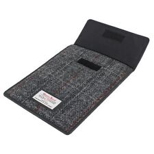 Harris Tweed Mini Ipad Tablet Funda (Gris A Cuadros) 25157