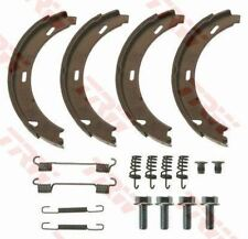 TRW GS8481 BRAKE SHOE SET PARKING BRAKE Rear