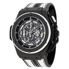 Hublot King Power Juventus Mechanical Mens Watch 716QX1121VRJUV13