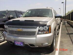Colgan Sport Hood Bra 1 pc. Mask Fits Chevy Avalanche Tahoe Z71,LS LT 2007-2011