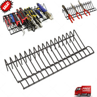 Pliers Cutters Holder Rack Tool Drawer Storage Toolbox Garage Wrench Organizer