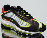 Nike Air Max Deluxe Men's Lifestyle Shoes Black Volt White Sneakers AJ7831-003