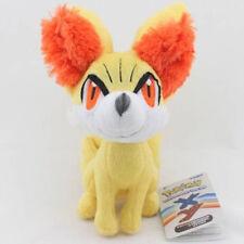 Pokemon Center Fennekin X/Y Soft Plush Stuffed Toy 8 inch Figure Doll Xmas Gift