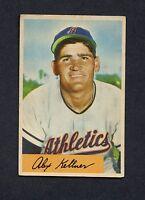 1954 Bowman #51 Alex Kellner VGEX C00006060