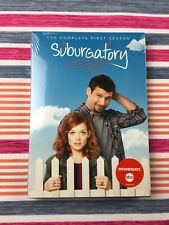 Suburgatory: The Complete First Season 1 [DVD] BRAND NEW ABC Comedy Series