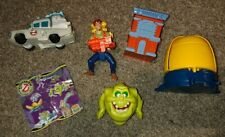 Extreme Ghostbusters Burger King Toys Set Of 5 Kids Meal Toys 1999