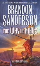 The Way of Kings by Brandon Sanderson (English) Mass Market Paperback Book Free