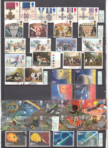CA74. GB X2 PAGES, 1990-93. Cat £90+.