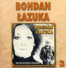CD BOHDAN ŁAZUKA / LAZUKA  Nie ma wyjścia panowie [3]