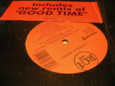 "CLAUDJA BARRY LOVE IS AN ISLAND / GOOD TIME REMIX 12"" 1991 RCA 2850 SHRINK"