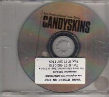 (BM604) Candyskins, Hang Myself On You - DJ CD