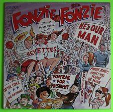 The Heyettes Sealed Happy Days Fonzie Novelty DJ LP 1976