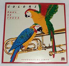 Raul De Souza: Colors [Near Mint Promo Copy]