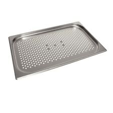 Vogue Spiked Meat 20(H)x 325(W)x 530(L)mm 1/1 GN Dish Food Perforated Tray
