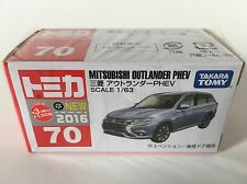 TOMICA #70 Mitsubishi Outlander PHEV (1/63) BRAND NEW & SEALED