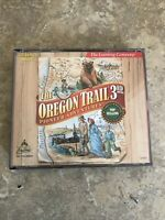 The Oregon Trail 3rd Edition for PC & Mac The Learning Company Game