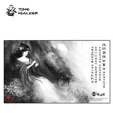 TIMEWALKER  TW  THREE KINGDOMS PLAYMAT Diao Chan   MTG