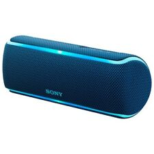 Sony Portable Wireless BLUETOOTH SRS-XB21 BLUE