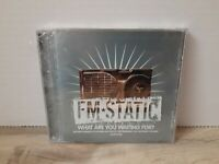 What Are You Waiting For? by FM Static (CD, Jul-2003, Tooth & Nail)