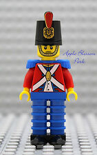 NEW Lego Christmas NUTCRACKER TOY SOLDIER Minifig -Gr8 Santa Stocking Stuffer