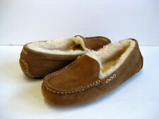 UGG ANSLEY WOMEN SLIPPER SUEDE CHESTNUT US 10 /UK 8 /EU 41