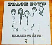 Beach Boys Greatest Hits Capitol ST21628 Stereo 16 Tracks NM Sleeve EX+