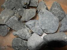 Steinblei, Angelblei, Grundblei ohne Blei, Rig Stones, Steingewicht 15g - 75g