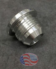 -12 AN MALE BILLET ALUMINUM WELD ON FITTING BUNG MADE IN THE USA