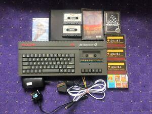 Sinclair ZX Spectrum 128k +2 (grey model)