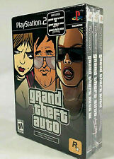 Grand Theft Auto: The Trilogy (PS2, PlayStation 2, 2006)