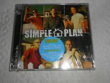 CD- SIMPLE PLAN, STILL NOT GETTING ANY / NEW-SEALED