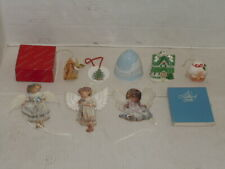 New ListingLlAdro Spode Christmas Tree Inarco Reed & Barton Dona Gelsinger Ornaments