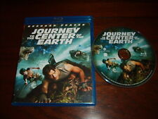 JOURNEY TO THE CENTER OF THE EARTH (BLU-RAY,2007,WS)~BRANDAN FRASER~ANITA BRIEM