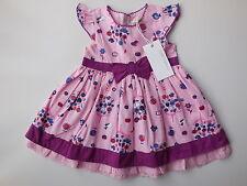 PUMPKIN PATCH BABY GIRL PINK DRESS SIZE 000 FITS 0-3M *GIFT IDEA*