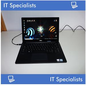 Dell Latitude Touchscreen E7280 laptop, Win 10 7th Gen, 8GB DDR4, 500GB NVMe SSD