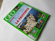 GEO  436. france nature . la provence ...neuf ..