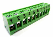 Jandy Zodiac 6610 Replacement Terminal Bar 10 Pin Connector - Green RS Aqualink
