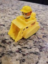 "Paw Patrol Rubble Bulldozer 4"" FREE SHIPPING"