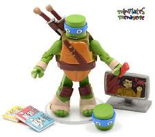 TMNT Teenage Mutant Ninja Turtles Minimates Series 5 Fanboy Leonardo