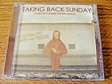 CD Single: Taking Back Sunday : A Decade Under The Influence : Enhanced CD